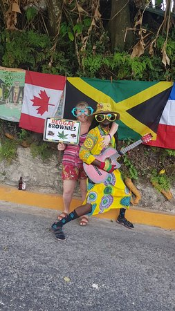 Just a little preview of the fun we have while touring he beautiful Jamaica