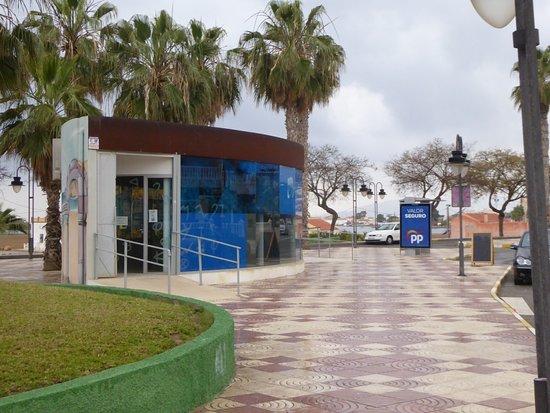 Centro De Interpretación Barcofenicio De Mazarrón