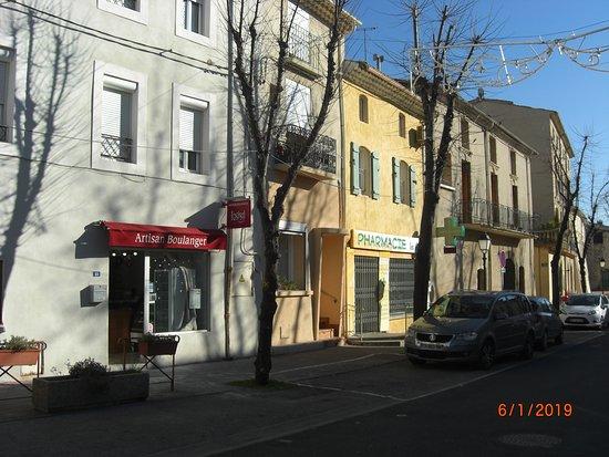 Fontes, ฝรั่งเศส: PLACE DU VILLAGE