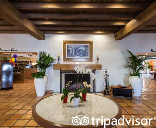 Lobby at the La Quinta Resort & Club, A Waldorf Astoria Resort