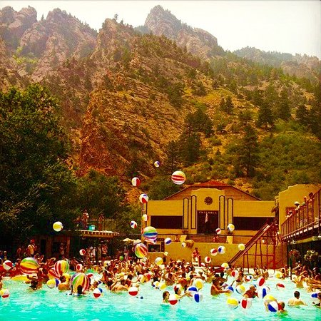 Eldorado Springs, โคโลราโด: 4th of July Birthday Party