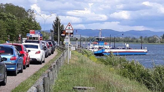 Bac Rhinau-Kappel
