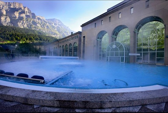 Walliser Alpentherme & Spa Leukerbad