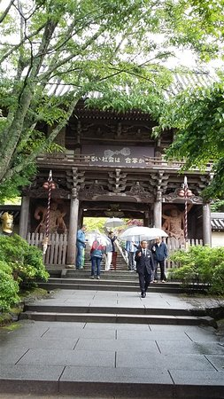Porta ingresso ai templi