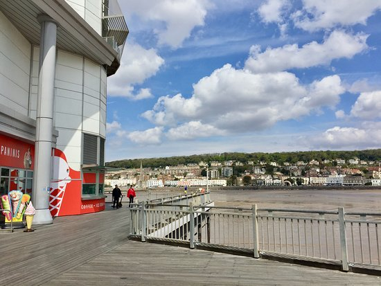 Grand Pier: View from the pier