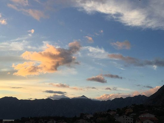 Tours by Tiho & Sons: Clouds | A View from Boka Bay