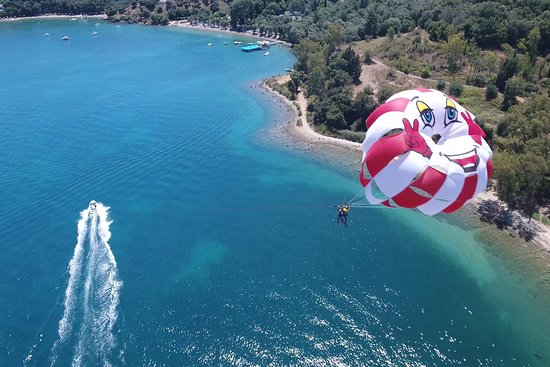 Corfu Ski Club Watersports