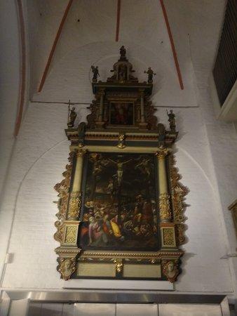 Hauptkirche St. Jacobi. икона