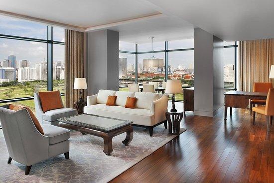 The St. Regis Bangkok: Suite