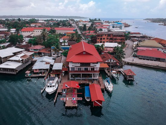 Bocas Dive Center