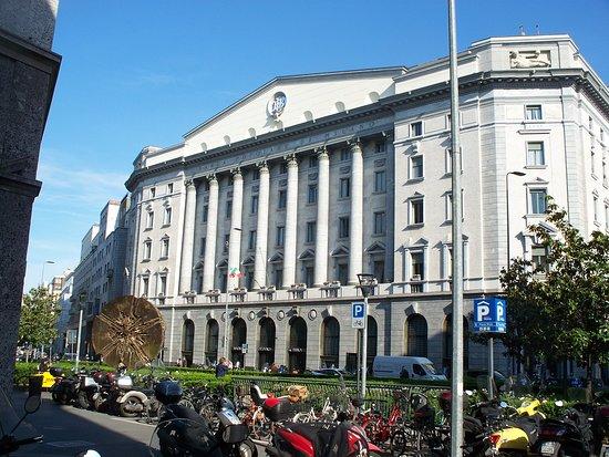 Palazzo della Banca Popolare di Milano