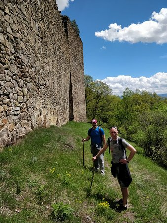 Abastumani, Georgia: Замок царицы Тамары