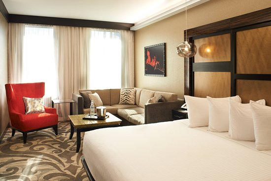 Metropolitan at The 9, Autograph Collection: Guest room