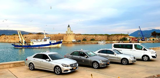 Lefkada Town, Griechenland: Taxi & airport transfer services in lefkada and Greece