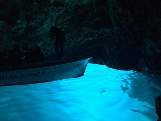 Split Sea Tours: Blue Cave