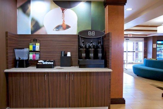 Fairfield Inn & Suites Ames: Restaurant