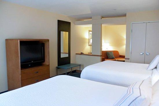 Fairfield Inn & Suites Ames: Suite