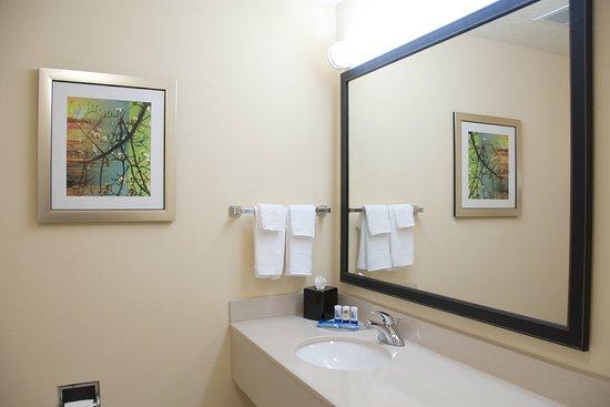Fairfield Inn & Suites Ames: Guest room