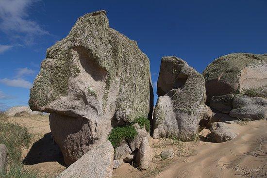 Cerro de la Buena Vista: Lindas formações.
