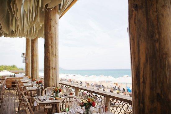 The Westin Resort, Costa Navarino: Restaurant