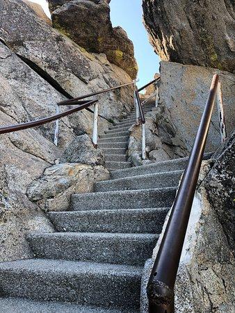 Moro Rock Stairway