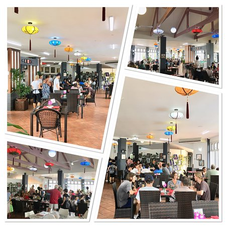 Woree, Australia: Restaurant seats up to 150people, suitable for groups, family or business party.