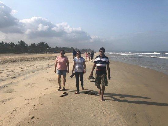 Family Holiday with Friends at Club Mahindra Varca Beach