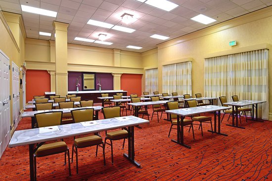 Residence Inn By Marriott Salt Lake City Downtown: Meeting room