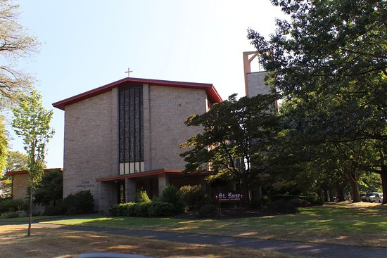 ‪St Rose Catholic Church‬