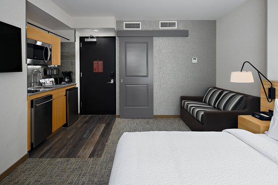 TownePlace Suites New York Manhattan / Times Square: Suite