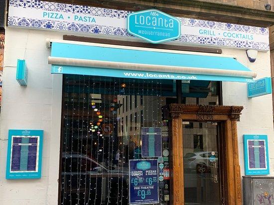 Alla Locanta Glasgow Menu Prices Restaurant Reviews