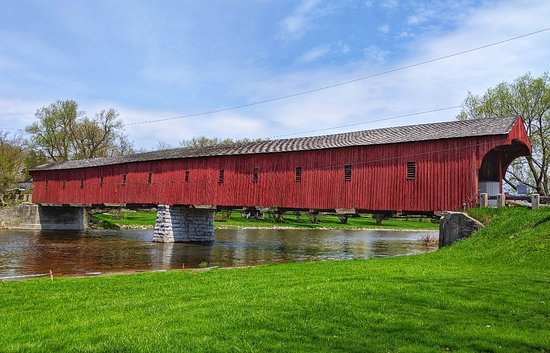 West Montrose Covered Bridge (Kissing Bridge)