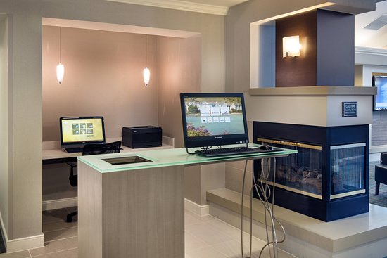 Residence Inn San Francisco Airport/Oyster Point Waterfront: Business center
