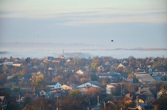 View to Chitscani, Transnistria. Photo by Anton Dendemarchenko, urban sketcher and sightseeing hunter.