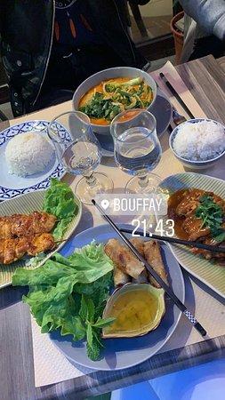 Kim Restaurant: Plaisir gustatif