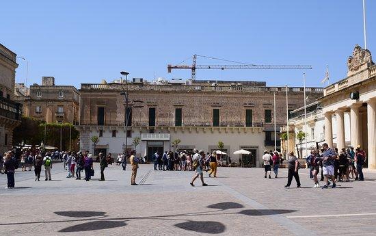 Plaza de San Jorge