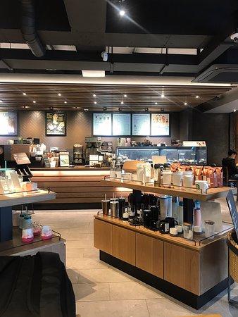 Starbucks Jongno Pyeongchang