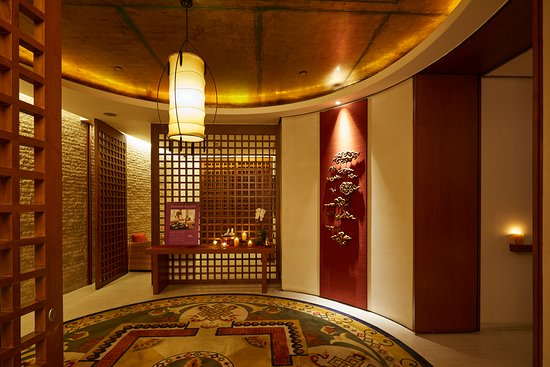 CHI, The Spa at Shangri-La Hotel, Bangkok