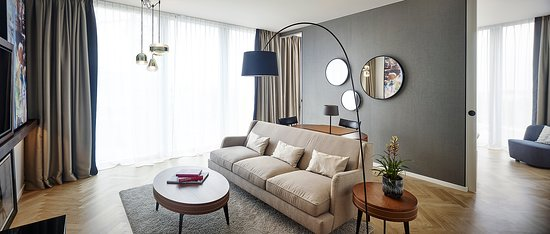 Belvedere Park View Suite