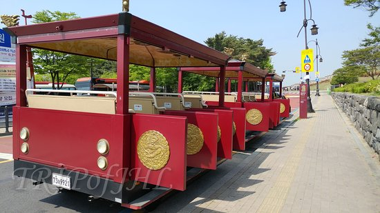 Hwaseong Fortress Tourist Trolley