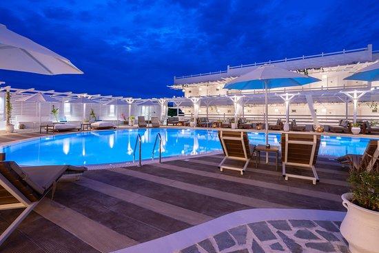 Pool - Picture of Aloe Hotel, Rhodes - Tripadvisor