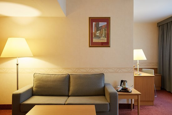 Scandic Wroclaw: Superior room
