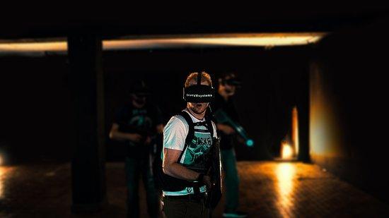 Arcade VR Lounge