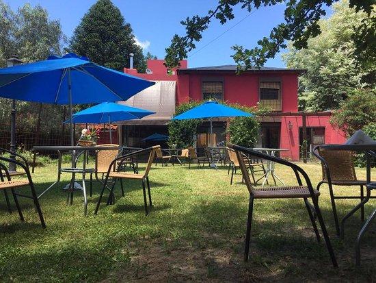 Pueblo Esther, Argentina: aire libre
