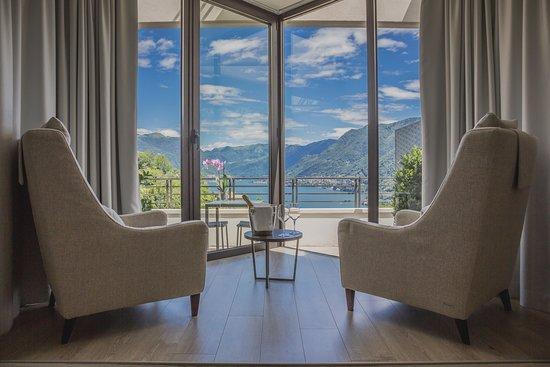 B&B Vista Lago, hoteles en Como