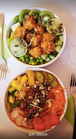 Eat Green: VEGAN POKÉ & HAWAÏÏAN POKÉ