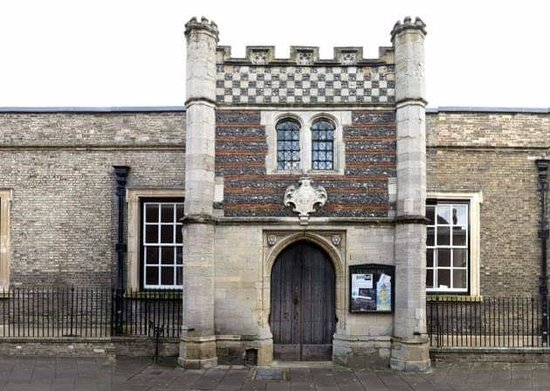 Bury St Edmunds Guildhall