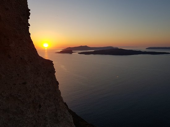 Μεγαλοχώρι, Ελλάδα: Heart of Santorini