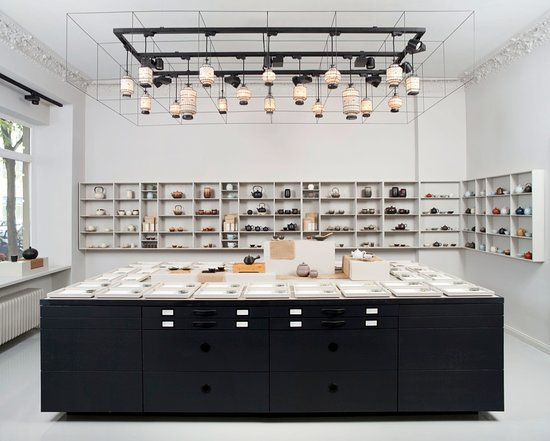 P & T - Paper & Tea Concept Store