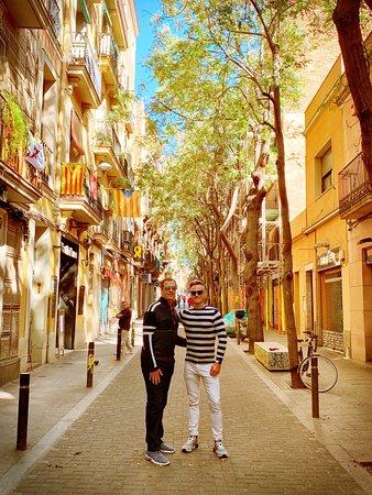 Privat hbt-communityturné i Barcelona: Beautiful architecture :)